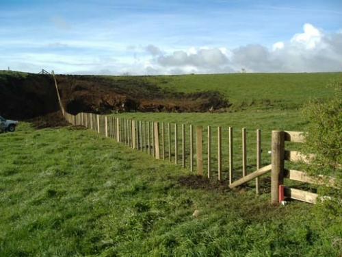 Conventional Fence