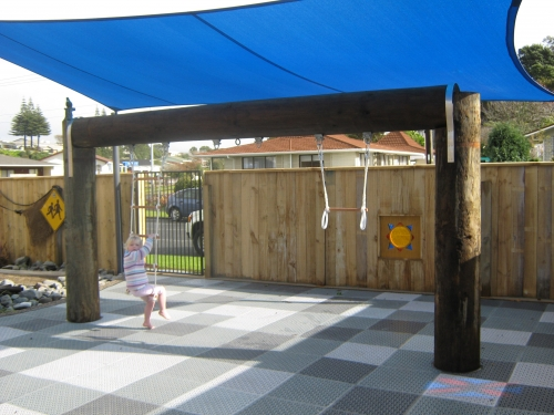 Shade Sail, Swing & PlayMatting