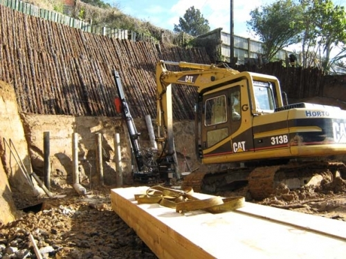 Major Earthworks and Retaining